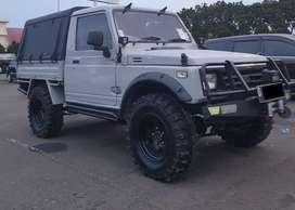 Suzuki Jimny istimewa