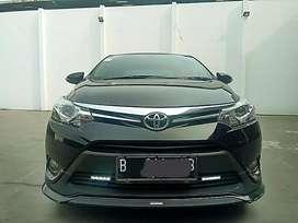 Toyota Vios G M/T 2016 Hitam Dp Murah