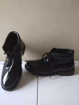 Sepatu PDH polri