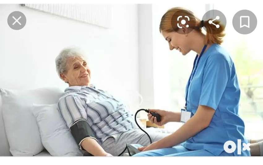 Indore Home Nurse,Nursing Attendent, caretaker and babysitter