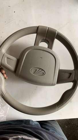 Steering wheel for thar