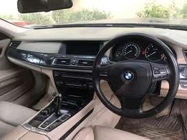 BMW 7 Series 750Li Sedan, 2008, Petrol