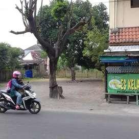 Dijual tanah depan JEC jogjakarta