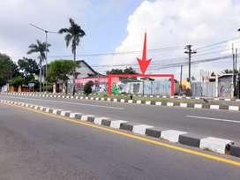 Tanah Pinggir Ring Road Selatan Cocok Untuk Kantor / Gudang / Usaha