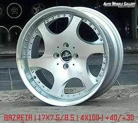 "Velg Mobil JF LUXURY BAZREIA 17"" 4X100"