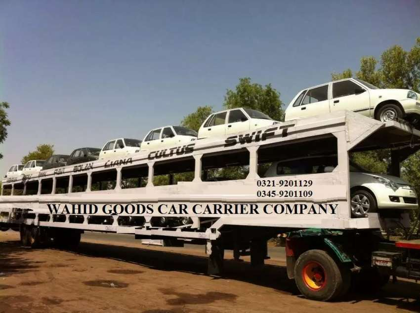WGTC daily door to door car carrier and cargo booking services 0