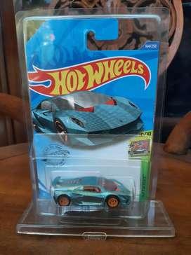 Hotwheels Lamborghini Sesto Elemento TH$