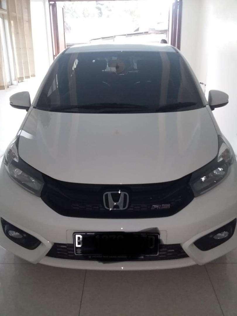 All New Brio RS CVT White 0