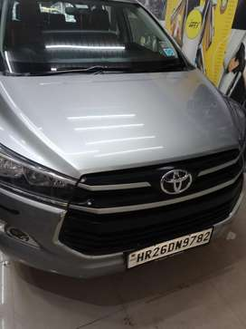 Toyota INNOVA CRYSTA 2.8 GX CRDi Automatic, 2018, Petrol