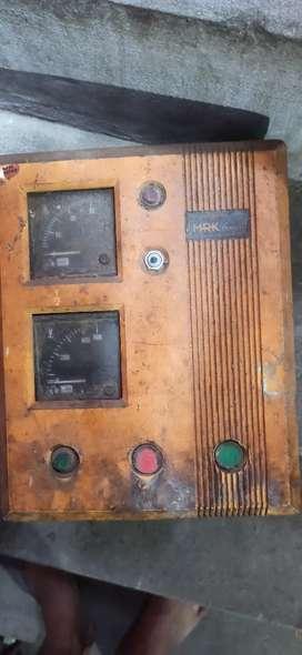 Submer sible box (control panel)