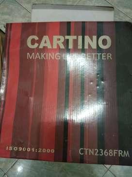 Alat pijat kaki Cartino