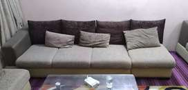 9 Seater With Table