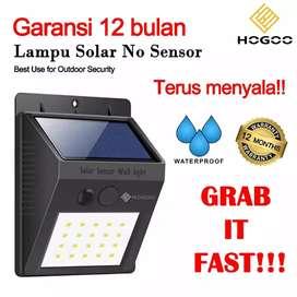Lampu Solar 30 Led terang dan hemat listrik