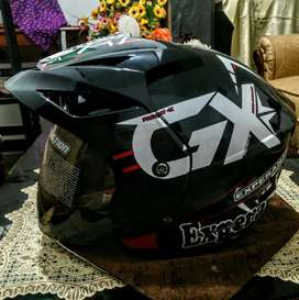 Helm baru real stock