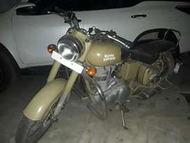 Classic 500 in good condition