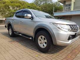 Mitsubishi strada triton exceed 2016