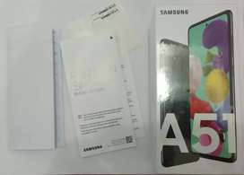 Samsung Galaxy A51 Prism Crush Black RAM 8GB ROM 128GB