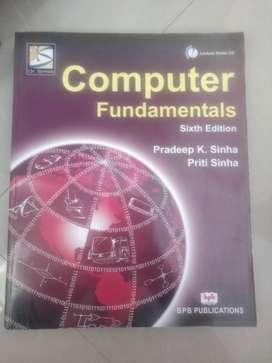 Computer Fundamentals Book