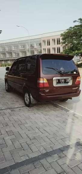 Toyota kijang kapsul lgx 1800 CC th  2003 top
