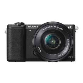Sony Alpha A5100 Kit 16-50mm Tersedia Cash dan Kredit DP Ringan
