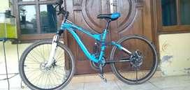 Wimcycle maxxis DX 24 fulsus doubel rem cakram
