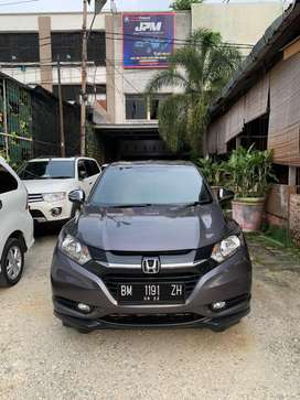 Honda HRV type S manual 2017