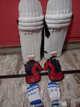Better condition cricket kit