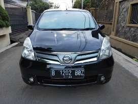 Nissan grand Livina XV metik