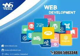 Custom Web Design Development, Wordpress, E-Commerce, HTML, Mobile App