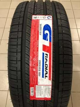 Promo Ban GT Radial 235/55 R18 Savero Suv