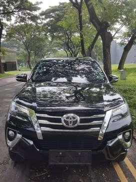 Toyota Fortuner VRZ AT 2017