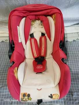 Car Seat Baby merk Disney