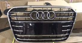 Audi A6 matrix style front grill for old model