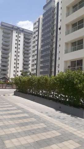 Luxurious 4 bhk semi furnished highrise flat near Ambika Township