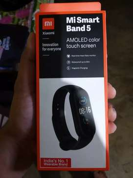 Mi band 5 only 3 moths old