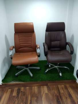 Brand New Boss Chairs.18 Monts Warranty.50 in stock