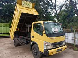 Mitsubishi Ps 125 HD Dump truk km 5rb seperti baru