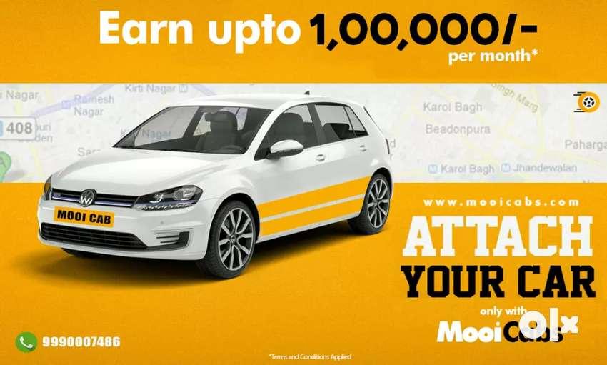 आज ही जोड़े अपनी कार को Mooi Cabs के साथ 0