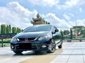 New Civic 1.8 FB2 AT 2015
