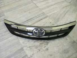 Etios front grill