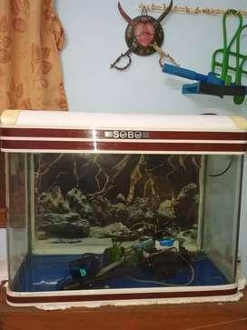 Sobo Fish Aquarium Imported One PieceSize 2.50*2.0*1.25 Feet