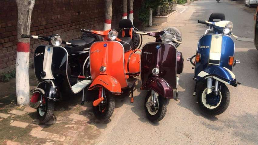 Vespa Scooter / Please Read Description Before Call