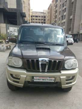 Mahindra Scorpio VLX 2WD Automatic BS-IV, 2011, Diesel