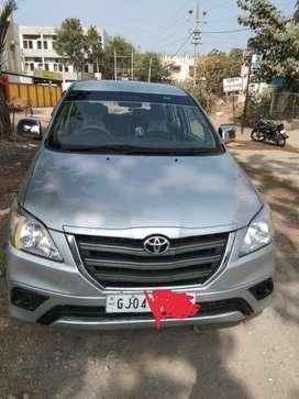 Toyota Innova 2.5 G BS III 7 STR, 2015, Diesel