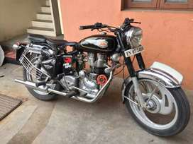 Old bullet price negotiable   original seat also available