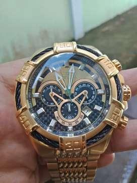 Jam tangan invecta body besar