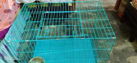 Folding cage . 36inches