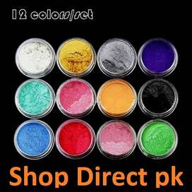 imported Natural Mineral Cosmetic Mica Pearl Pigment Powder