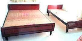New Bed. Matress. Cot lowest price. Home Delivery Availabll
