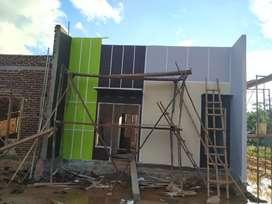 Rumah Subsidi depan RS Hermina Kendari